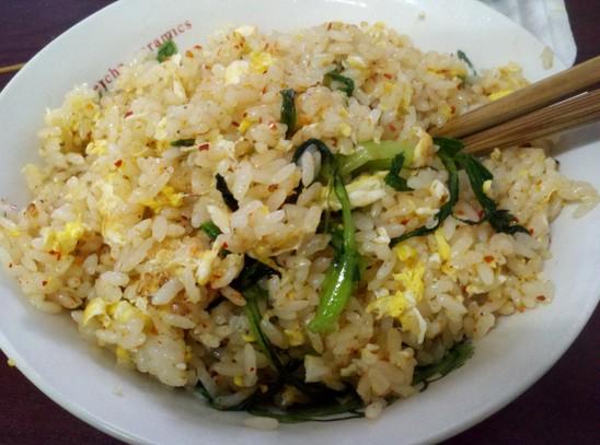 金沙蛋炒饭